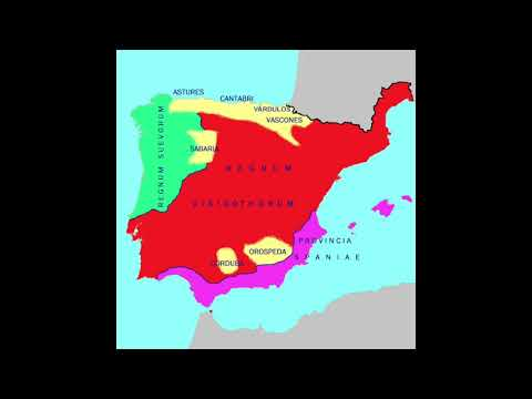 Ostrogothic interval and Byzantine invasion