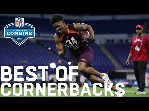 Best of Cornerback Workouts! | 2019 NFL Scouting Combine Highlights