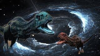 अंतरिक्ष में घूम रहे हैं डायनासोरStephen Hawking's Final Research Dinosaurs Are Strolling InInfinite