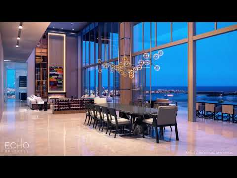 Carlos Ott Penthouse at Echo Brickell, Miami