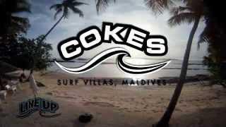 Ultimate Surfing Holiday at Cokes Surf Villas, Maldives