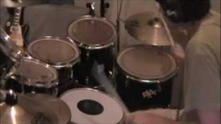 Christians to the Lions Drum Cover .Behemoth.