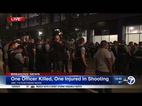 2 CPD officers shot, 1 killed in West Englewood shooting (#Phuck12)