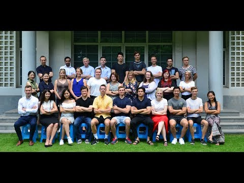 Business and Innovation in China, Nordic Centre summer course in Shanghai 2018