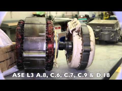 ASE L3 Preparation Section A: Battery System (part 1 of 5)
