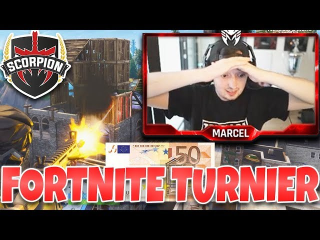 50€ Fortnite Turnier | Scorpion Cup #2