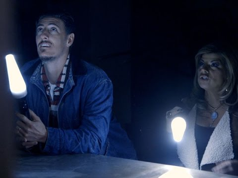 The Haunting Of: Eric Balfour is Ghost Traffic Control  LMN