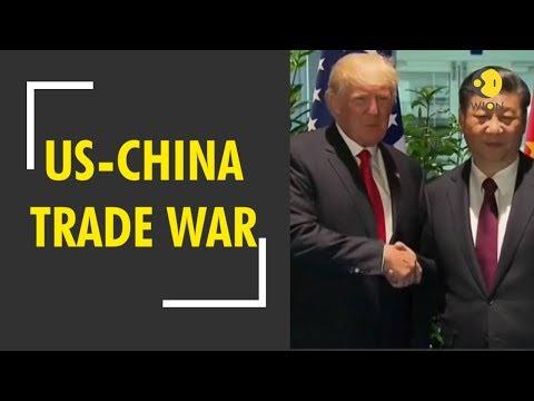 US-China trade war: Donald Trump imposes 10% tariffs on 200 billion Chinese imports