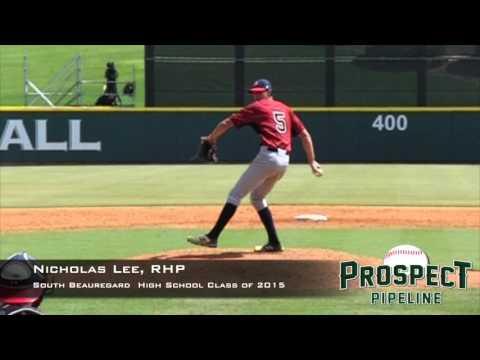 Nicholas Lee, South Beauregard High School, Pitching Mechanics at 200 FPS
