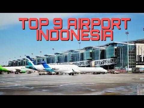 WOW ! 9 BANDARA TERBAIK DI INDONESIA