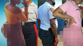 Woman Constable SH0T In Love Triangle, Corporal Open Fire In The Police Station...