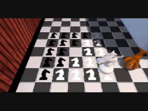11minLoop T7G Knights Puzzle