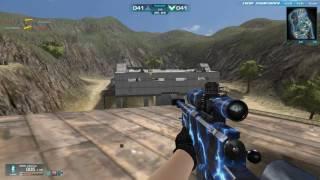 [WarRock] Emblem gameplay #8 (Sniper Only)