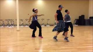 Christina Aguilera Not Myself Tonight (Zumba / Hip Hop)