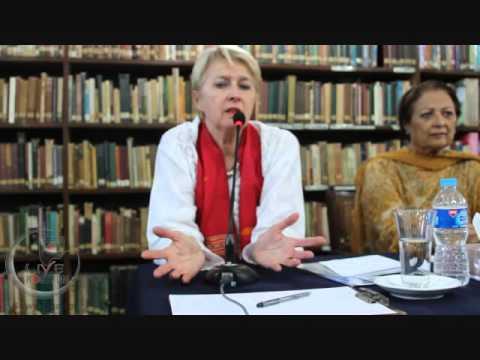 Austrian Ambassador Dr Brigitta Blaha visits PIIA - Part 2