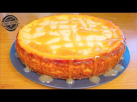 BANANA CHEESECAKE - Recipe How to make DIY