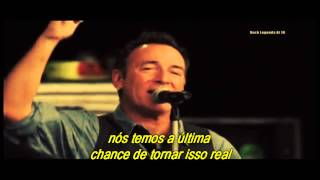 Thunder Road - Bruce Springsteen - Legendado HD