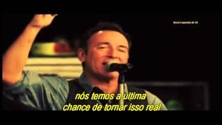Thunder Road - Bruce Springsteen - Legendado HD