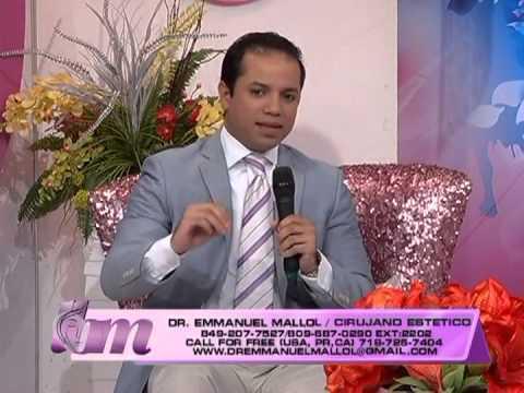 Entrevista Dr  Emmanuel Mallol sobre la Liposucción by Emmanuel Mallol Cotes