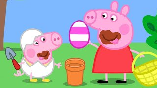 Peppa Pig Official Channel | Peppa Pig's Easter Egg Hunt