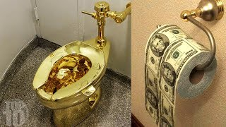 10 BIZARRE Things Bought By The Richest