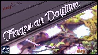 DAYTIME Q&A | Deine Fragen an Daytime beantwortet | AquaOwner