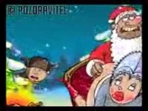 Дед мороз насилует снегурочку