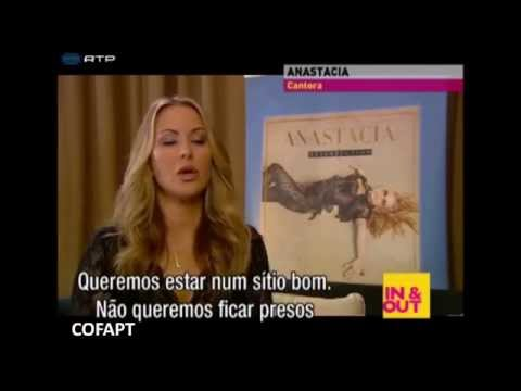 Anastacia - Interview for In&Out, RTP1, Portugal 19052014