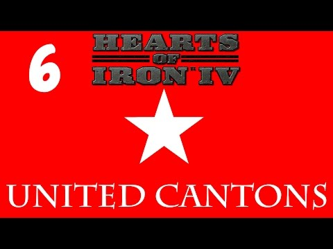 Hearts of Iron IV - United Cantons 6
