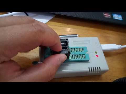 Ремонт материнской платы MSI H61M-P23(B3) MS-7680 VER.3.2 (прошивка биоса)