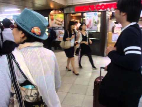 GEDC3543 2015.05.29 nikkei ashahi at ichoigaya koujimachi chimuny with radio and TV