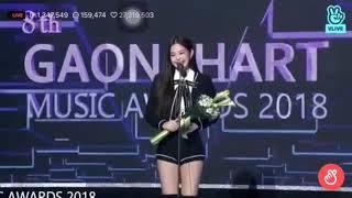 Jennie Blackpink For Gaon Chart Music Award 2019