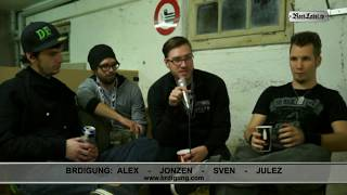 BRDigung - Interview am Deafening Festival 2014