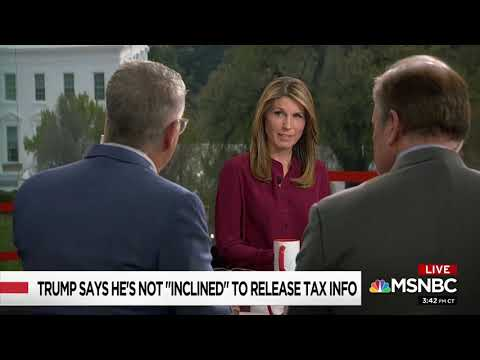 Trump Biographer, Who's Seen President's Tax Returns, Urges Democrats to 'Go Back 15 Years' to Find 'Murky' Dealings