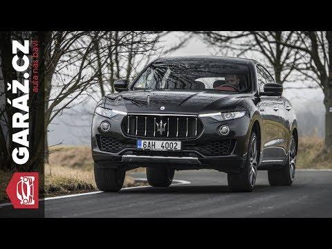 2018 Maserati Levante S - Italské SUV s nejlepším zvukem na trhu!