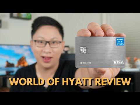 NEW Chase World of Hyatt Review