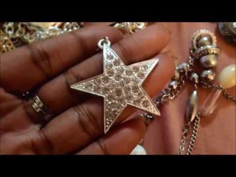 Jewelry: RANDOM NECKLACES