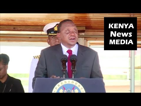 President Uhuru Kenyatta FULL SPEECH During NYS PASSING OUT PARADE 2018 In Gilgil!!!