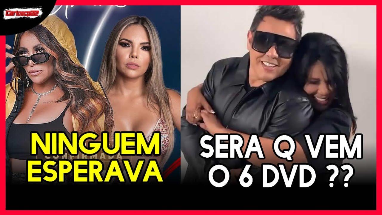 Sâmia Maia e Walkira Santos juntas em um DVD ? , Calcinha Preta esta se preparando para o 6ºDVD ??