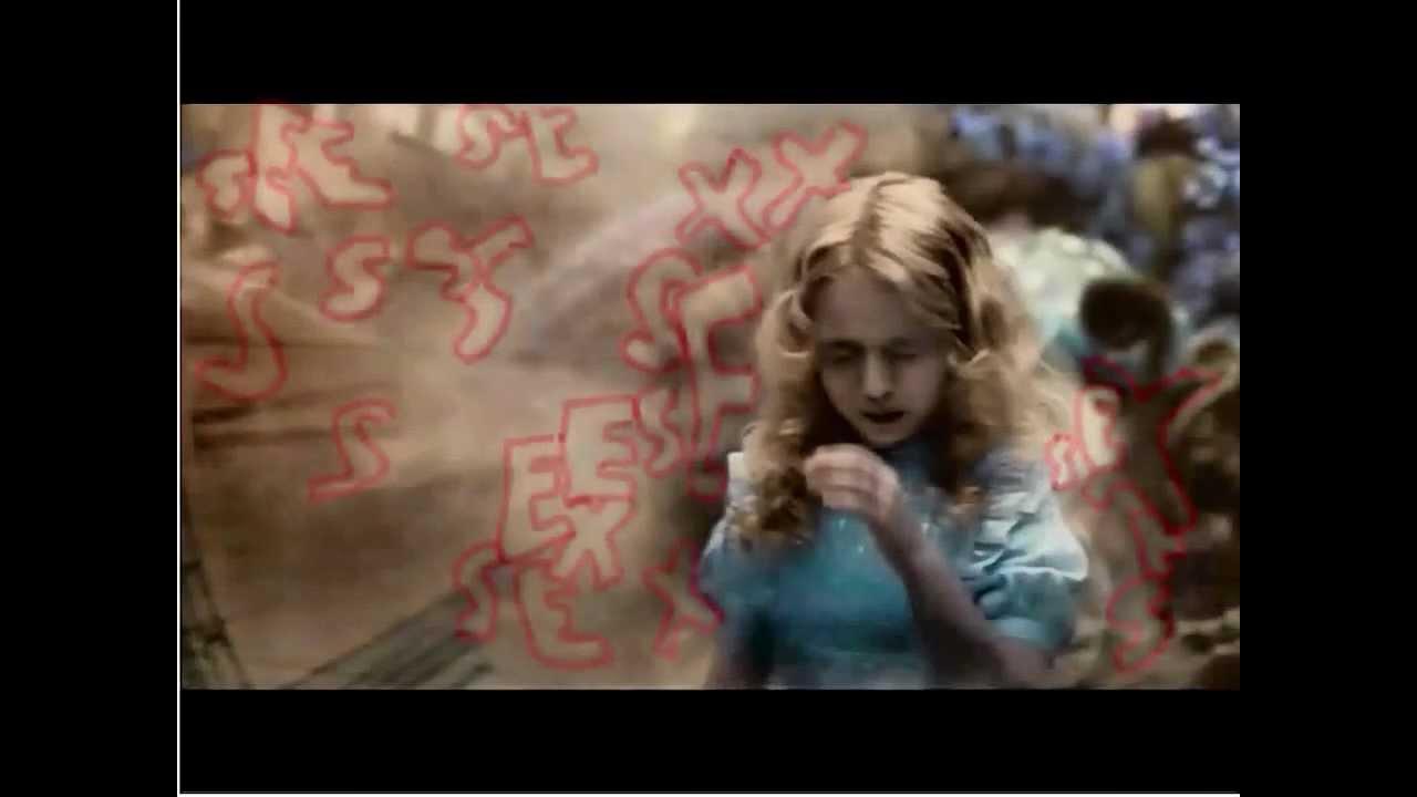 Alice in wonderland 2 sex