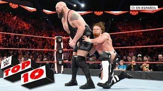 Download Top 10 Mejores Momentos de Raw En Español: WWE Top 10, Jan 13, 2020 Mp3 and Videos