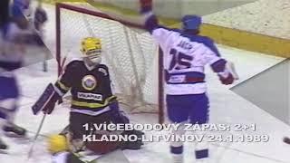 Dorostenec Jágr v lize    80 let ligového hokeje    ČT sport    Česká televize