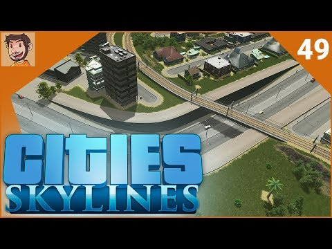 Cities: Skylines - Part 49 | SUBURB ZONING