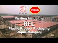 Visiting Inside the RFL Plastic Product Packaging Olipur, Habiganj