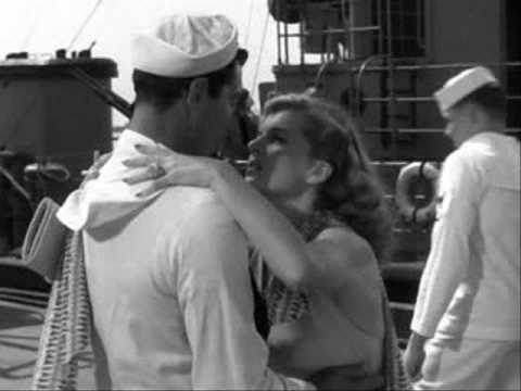 """Betty Hutton - """"Sailor Beware"""" clips (1952)"""