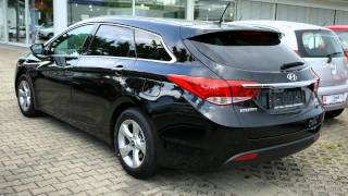 Hyundai i40 новый Хендай i40 Панорманый Люк смотреть