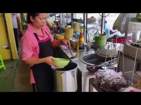Thai Noodle Soup with Pork on Koh Samui – Thailand Street Food