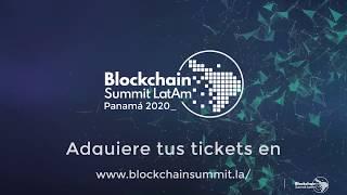 Blockchain Summit Latam Panamá 2020 - Promo Video