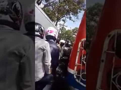 Video Polisi Ambil Paksa Motor Pajak Mati