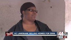 KC Land Bank selling homes for $999